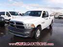 Used 2014 RAM 1500 ST QUAD CAB SWB 4WD 5.7L for sale in Calgary, AB