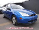 Used 2001 Ford Focus SE 4D Sedan for sale in Calgary, AB