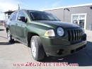 Used 2007 Jeep COMPASS 4WD SPORT 4D UTILITY 4WD for sale in Calgary, AB