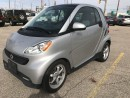 Used 2013 Smart fortwo ONE OWNER - NO ACCIDENT - SAFETY & E-TESTED for sale in Cambridge, ON