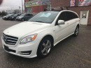 Used 2012 Mercedes-Benz R 350 BlueTEC - DIESEL- CERTIFIED - NO ACCIDENT for sale in Cambridge, ON