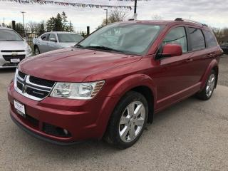 Used 2011 Dodge JOURNEY SXT * POWER GROUP * PREMIUM CLOTH SEATING for sale in London, ON