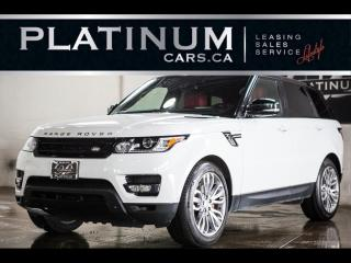 Used 2014 Land Rover Range Rover Sport V8 SUPERCHARGED, DYN for sale in North York, ON
