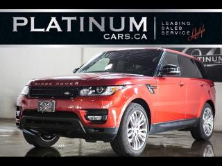 Used 2014 Land Rover Range Rover Sport V8 SUPERCHARGED, DYNAMIC, NAVI, PANO, CAM for sale in North York, ON