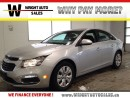 Used 2016 Chevrolet Cruze LT| CRUISE CONTROL| BLUETOOTH| BACKUP CAM| 40,541K for sale in Cambridge, ON