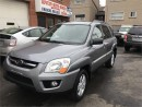 Used 2009 Kia Sportage LX for sale in Hamilton, ON