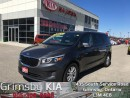 Used 2016 Kia Sedona LX+ LOADED!!! COME TEST DRIVE TODAY!!! for sale in Grimsby, ON