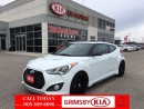 Used 2015 Hyundai Veloster Turbo LOADED LOADED LOADED!!!! for sale in Grimsby, ON