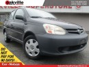 Used 2003 Toyota Echo Base | AS IS VEHICLE | WHOLESALE TO THE PUBLIC | for sale in Oakville, ON