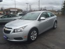 Used 2014 Chevrolet Cruze 1LT for sale in Brantford, ON