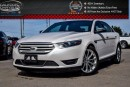 Used 2016 Ford Taurus Limited|AWD|Navi|Sunroof|Backup Cam|Bluetooth|Blind Spot|R-Start|Leather|19