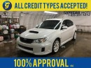 Used 2012 Subaru Impreza WRX STI*AWD*LEATHER*TRACTION CONTROL*SI-DRIVE*PHONE CONNECT/VOICE RECOGNITION*HEATED SEATS*AM/FM/CD/AUX/USB/BLUETOOTH*CLIMATE CONTROL*POWER WINDOWS/LOCKS/MIRRORS*ALLOYS* for sale in Cambridge, ON