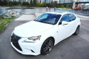 Used 2014 Lexus IS 250 AWD 6A for sale in Vancouver, BC