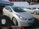 Used 2015 Hyundai Elantra Sport-One Owner, Leather, Sunroof, Bluetooth for sale in Lethbridge, AB