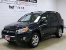 Used 2010 Toyota RAV4 Limited with Back Up Camera for sale in Kitchener, ON