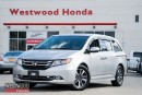 Used 2015 Honda Odyssey Touring for sale in Port Moody, BC