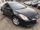 Used 2009 Nissan Altima 2.5 S/COUPE/LEATHER/ROOF/LOADED/ALLOYS for sale in Scarborough, ON