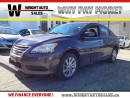 Used 2015 Nissan Sentra SV| BACKUP CAM| BLUETOOTH| CRUISE CONTROL| 60,610K for sale in Kitchener, ON