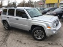 Used 2009 Jeep Patriot northEDD/AWD/LOADED/ALLOYS for sale in Scarborough, ON