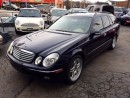 Used 2004 Mercedes-Benz E320 Station Wagon 4Matic  CERTIFIED & E-TESTED-GUARANTEED LOAN APPROVAL for sale in York, ON