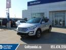 Used 2014 Hyundai Santa Fe Sport 2.0T Limited LEATHER NAV SUNROOF for sale in Edmonton, AB