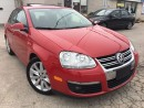 Used 2010 Volkswagen Jetta Wolfsburg w/SUNROOF_LOW KMS for sale in Oakville, ON