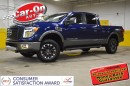Used 2016 Nissan Titan XD PRO4X 4X4 Cummins Diesel for sale in Ottawa, ON