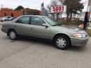 Used 2000 Toyota Camry SHIPPERS SPECIAL,288KM,$1688,AUTO,4CYLENDER for sale in North York, ON