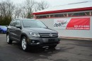 Used 2014 Volkswagen Tiguan Comfortline 4dr Front-wheel Drive for sale in Brantford, ON