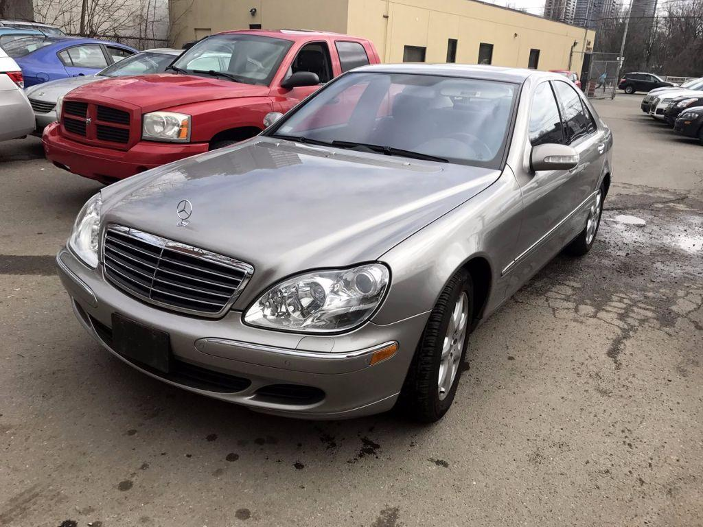Used 2006 mercedes benz s430 4matic 4 3l 4matic for sale for 2006 s430 mercedes benz