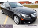 Used 2013 Mercedes-Benz C-Class C300 - 4MATIC - NAVI for sale in Woodbridge, ON