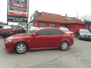 Used 2008 Mitsubishi Lancer GTS for sale in Scarborough, ON