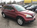 Used 2007 Honda CR-V EX-L/LEATHER/ROOF/LOADED/ALLOYS for sale in Scarborough, ON
