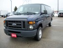 Used 2013 Ford E-150 8 Passenger Van for sale in Stratford, ON