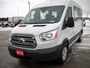 Used 2016 Ford Transit 150 XLT 8 Passenger Van | Mid Roof for sale in Stratford, ON