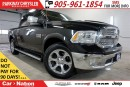 Used 2014 Dodge Ram 1500 LARAMIE| ECO DIESEL| LEATHER| SUNROOF| NAV| ALPINE for sale in Mississauga, ON