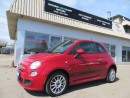 Used 2013 Fiat 500 SPORT,LEATHER,ALLOYS,FOGS,LIKE NEW for sale in Mississauga, ON
