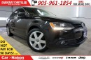 Used 2011 Volkswagen Jetta TRENDLINE PLUS| 5-SPD MT| 17in ALLOYS| HEATED SEAT for sale in Mississauga, ON
