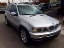Used 2003 BMW X5 CERTIFIED & E-TESTED-GUARANTEED LOAN APPROVAL for sale in York, ON