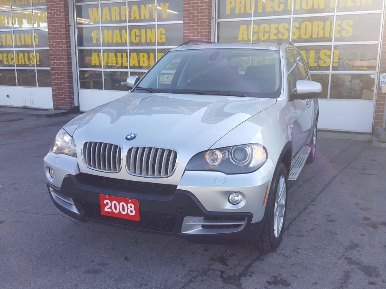 2008 BMW X5 4.8i/NAVI/BACKUP CAM/