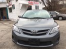 Used 2012 Toyota Corolla CE for sale in Scarborough, ON