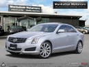 Used 2013 Cadillac ATS AWD 3.6L LUXURY |NAV|PHONE|CAMERA|SUNROOF for sale in Scarborough, ON