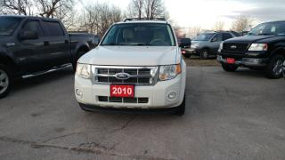 Used 2010 Ford Escape XLT for sale in Cambridge, ON