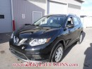 Used 2015 Nissan Rogue S 4D Utility AWD for sale in Calgary, AB