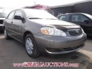 Used 2008 Toyota Corolla CE 4D Sedan for sale in Calgary, AB