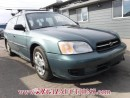 Used 2000 Subaru LEGACY L 4D WAGON AWD for sale in Calgary, AB