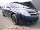 Used 2008 Saturn AURA XE 4D SEDAN for sale in Calgary, AB