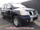 Used 2006 Nissan ARMADA LE 4D UTILITY 4WD for sale in Calgary, AB
