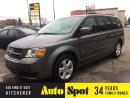 Used 2009 Dodge Grand Caravan SE 25th anniversary edition/ DVD/LOADED/PRISTINE C for sale in Kitchener, ON