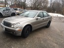 Used 2004 Mercedes-Benz C240 4MATIC - NO ACCIDENT - SAFETY&E-TESTED for sale in Cambridge, ON